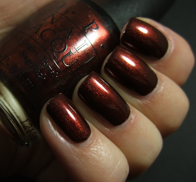 OPI - German-icure by OPI 07