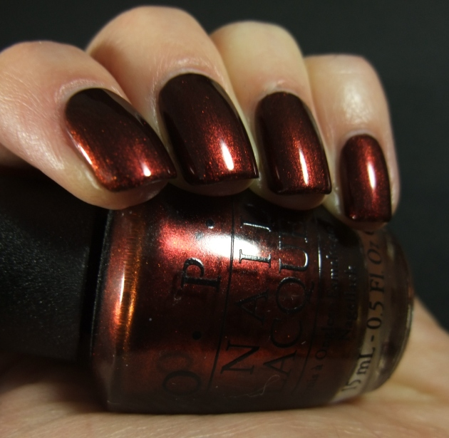 OPI - German-icure by OPI 09