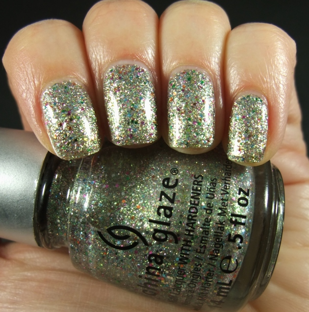 China Glaze - Ray-Diant 02