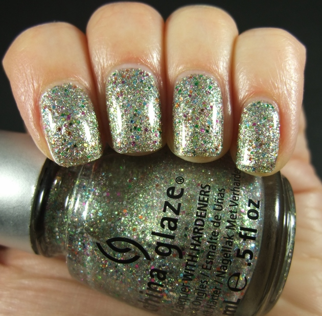 China Glaze - Ray-Diant 04