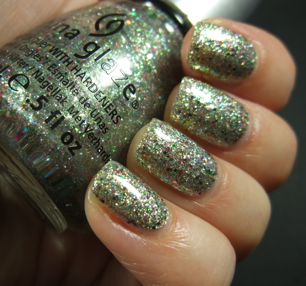 China Glaze - Ray-Diant 06