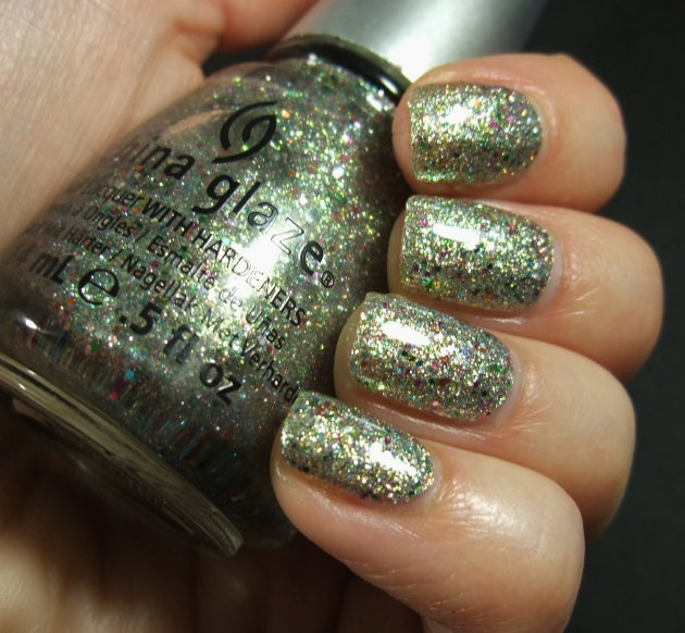 China Glaze - Ray-Diant 08