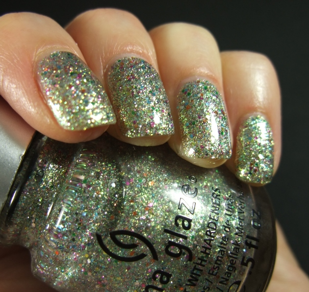 China Glaze - Ray-Diant 10