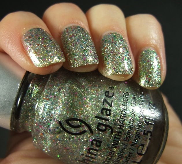 China Glaze - Ray-Diant 11