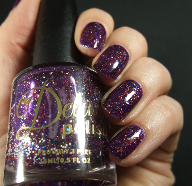 Delush Polish - Freak Show Spectacle 18