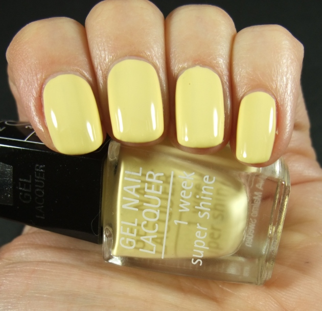 IsaDora Gel Lacquer - 237 City Light 01