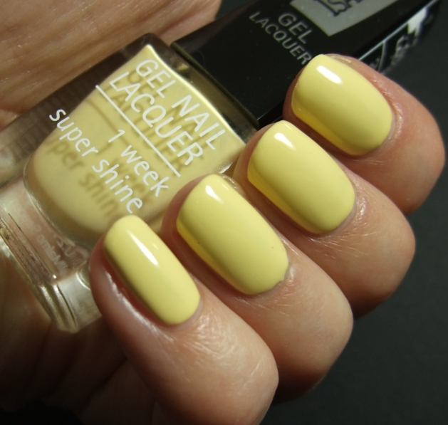 IsaDora Gel Lacquer - 237 City Light 05