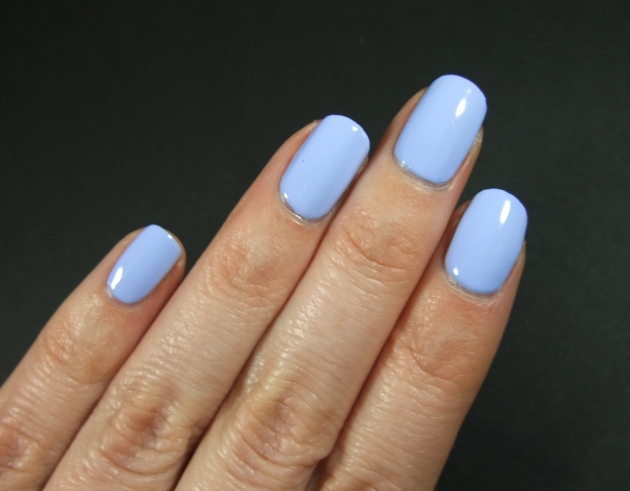 IsaDora Gel Lacquer - 238 Skyline 08