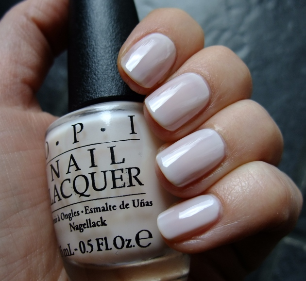 OPI - Act Your Beige! 01