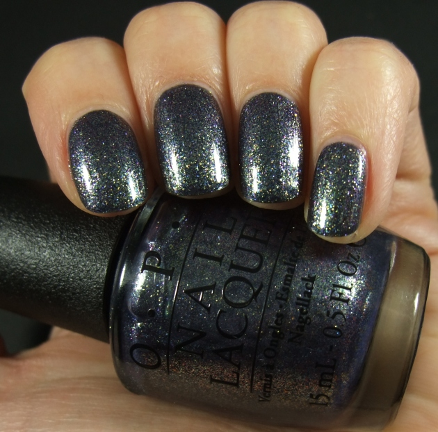 OPI - On Her Majesty's Secret Service 01