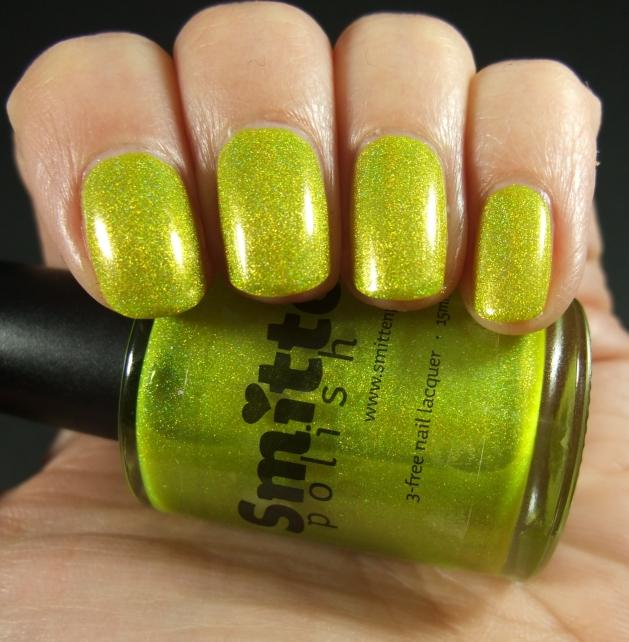 Smitten Polish - Nuclear Sunshine 02
