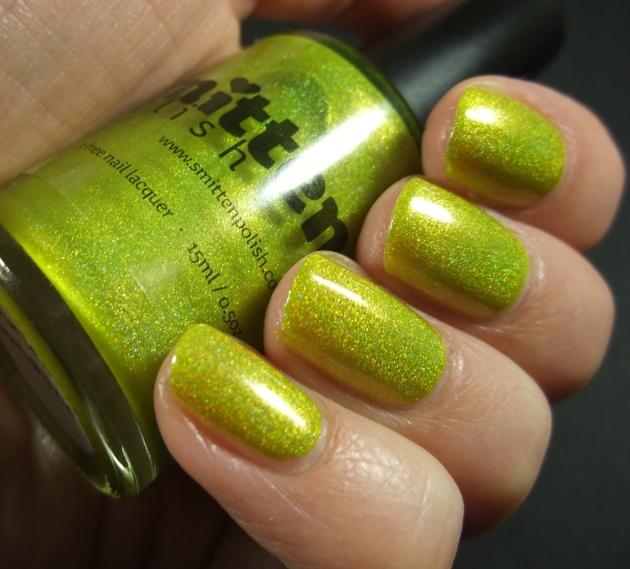 Smitten Polish - Nuclear Sunshine 04