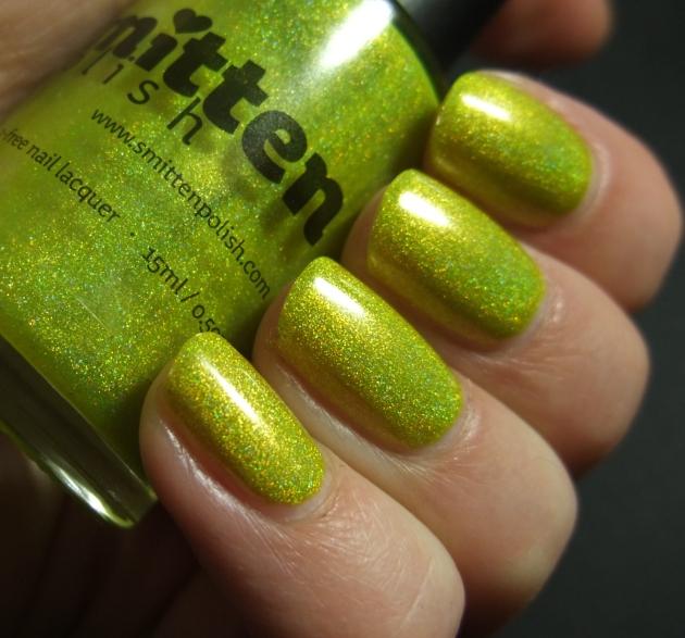 Smitten Polish - Nuclear Sunshine 05
