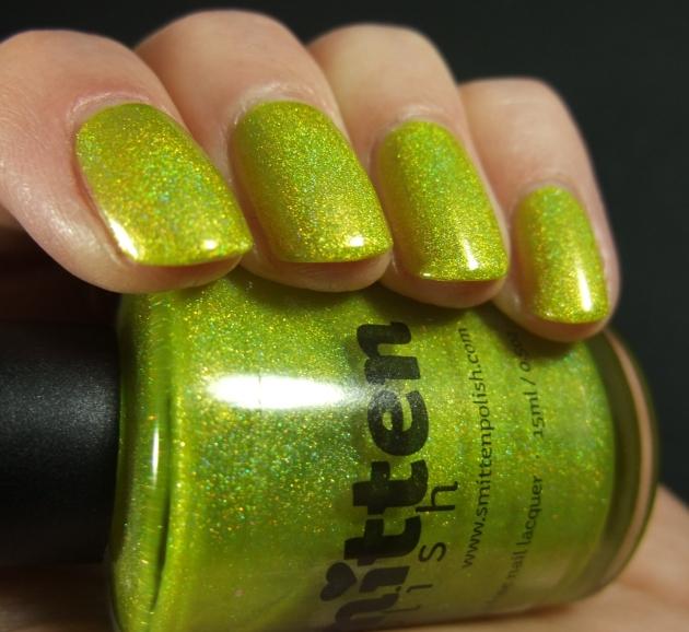 Smitten Polish - Nuclear Sunshine 07
