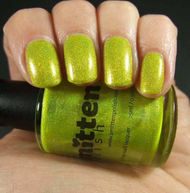 Smitten Polish - Nuclear Sunshine 09