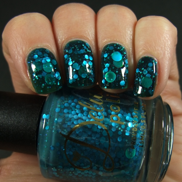 Delush Polish - A Night In The Asylum 01