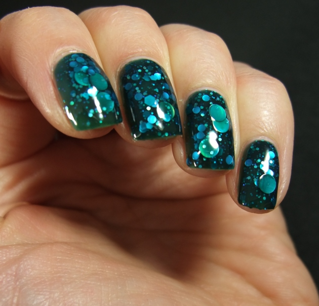 Delush Polish - A Night In The Asylum 13