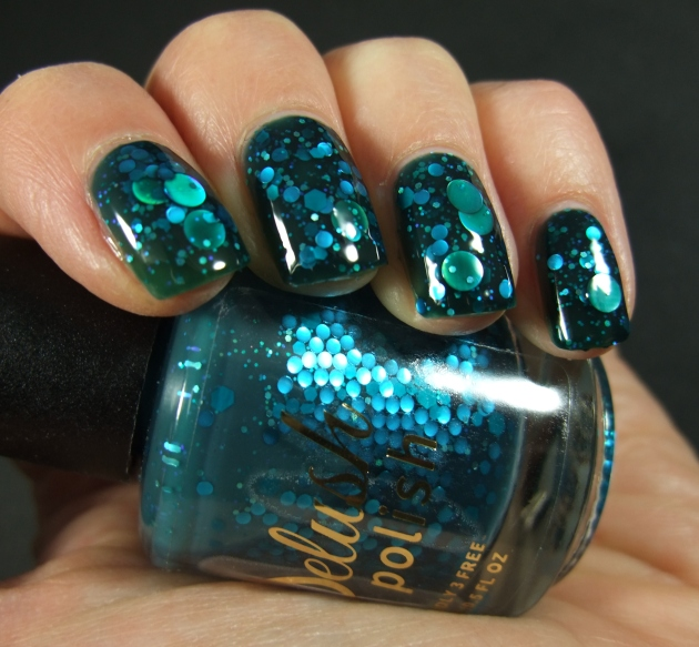 Delush Polish - A Night In The Asylum 14