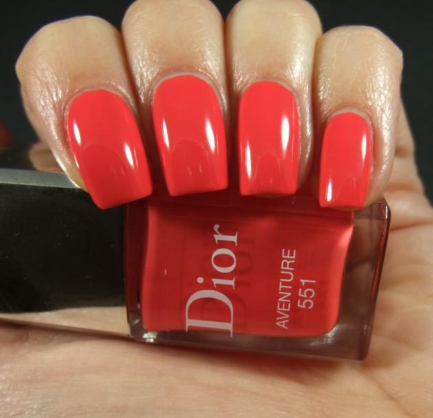 Dior Vernis - 551 Aventure 02