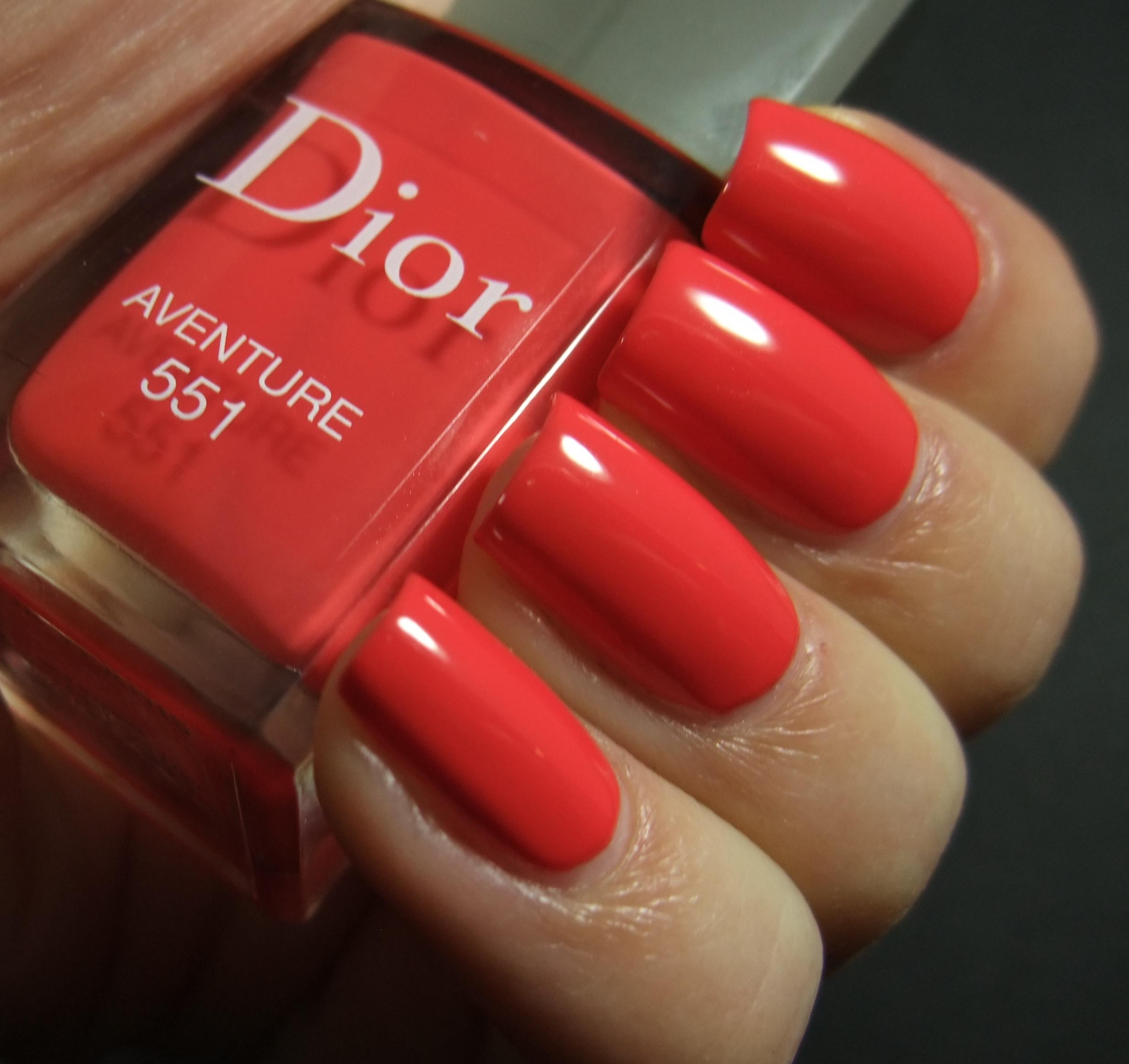 Dior   ClawsInColors