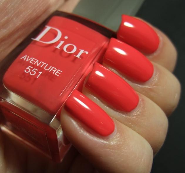 Dior Vernis - 551 Aventure 05