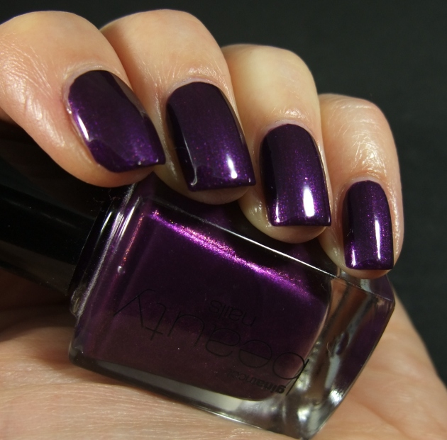 Gina Tricot - Violet Glims 08