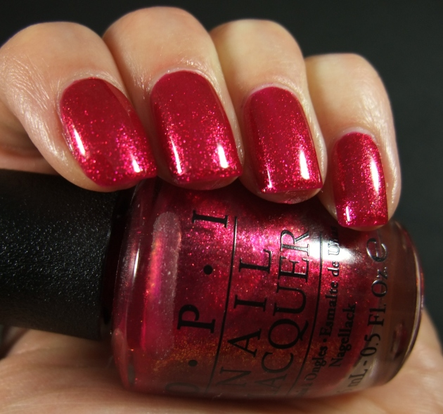 OPI - You Only Live Twice 08