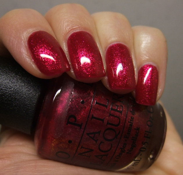 OPI - You Only Live Twice 14