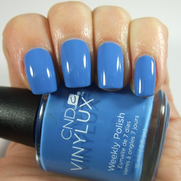 CND Vinylux - 192 Reflecting Pool 02