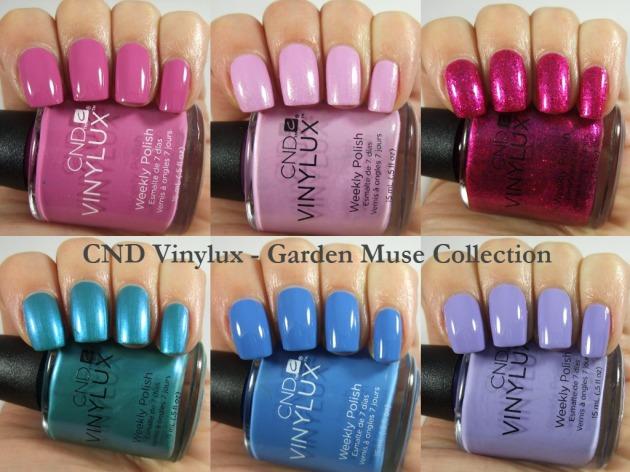 CND Vinylux Garden Muse