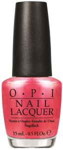 OPI Cant Hear Myself Pink