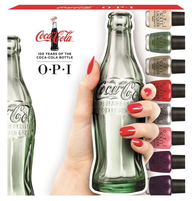 OPI Coca Cola