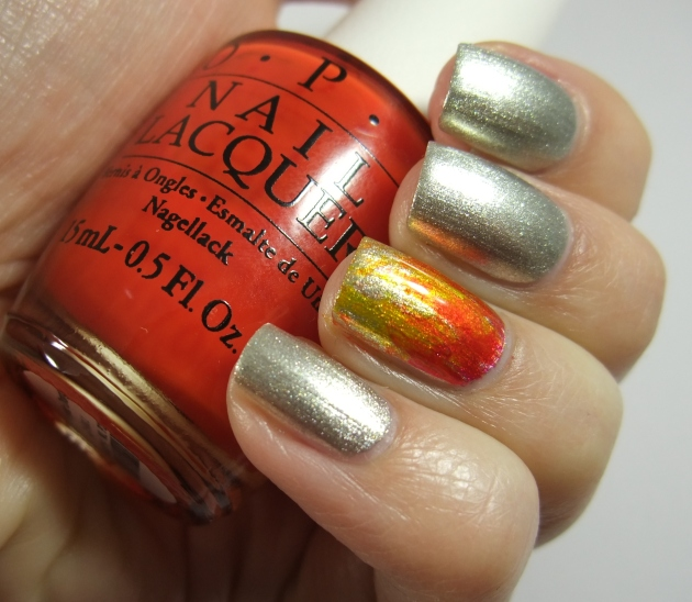 OPI Color Paints Fire 02