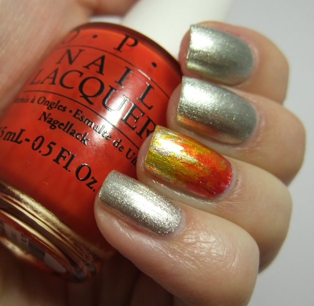 OPI Color Paints Fire 03