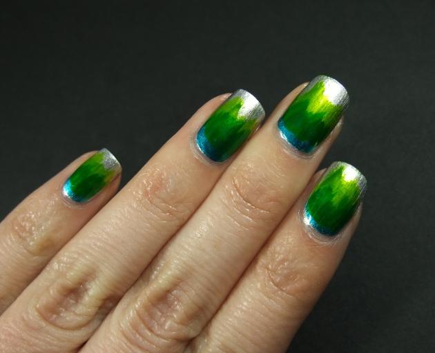 OPI Color Paints Gradient 04