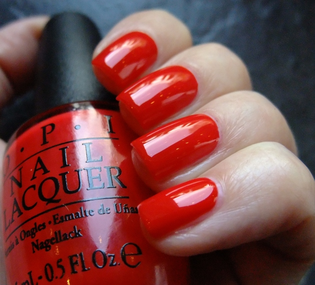 OPI - I STOP for Red 02