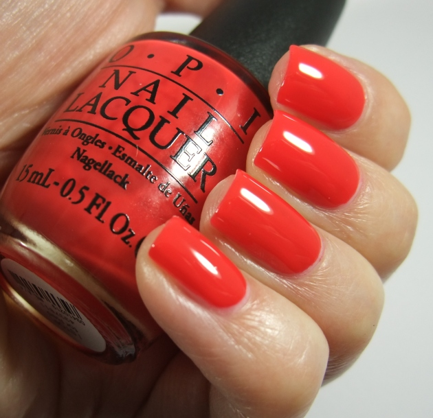 OPI - I STOP for Red 05