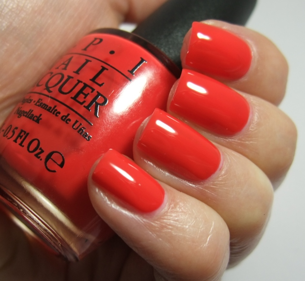 OPI - I STOP for Red 07