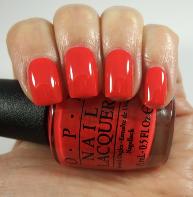 OPI - I STOP for Red 08
