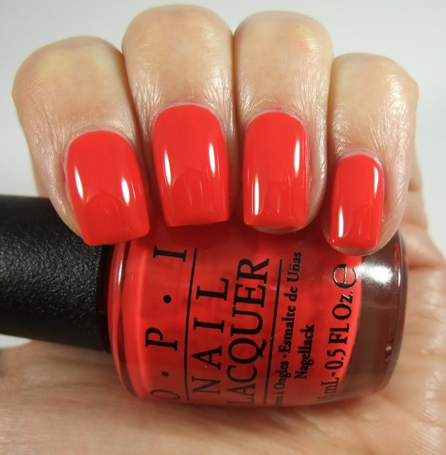 OPI - I STOP for Red 09