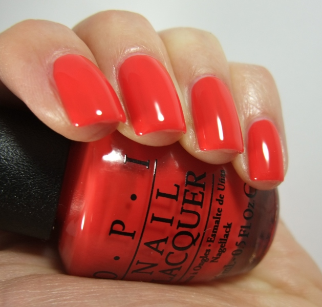 OPI - I STOP for Red 13