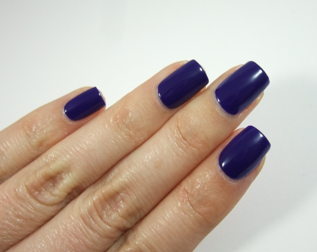 OPI - My Car Has Navy-gatio 13