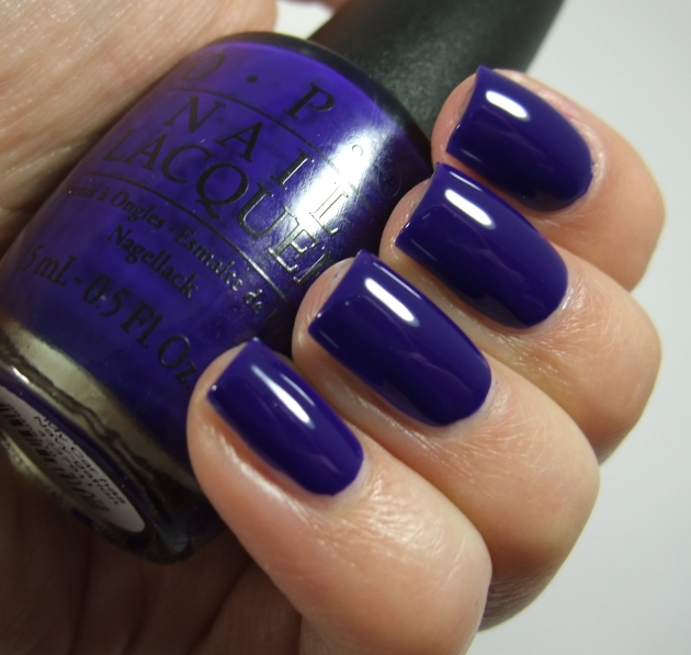 OPI - My Car Has Navy-gatio 19