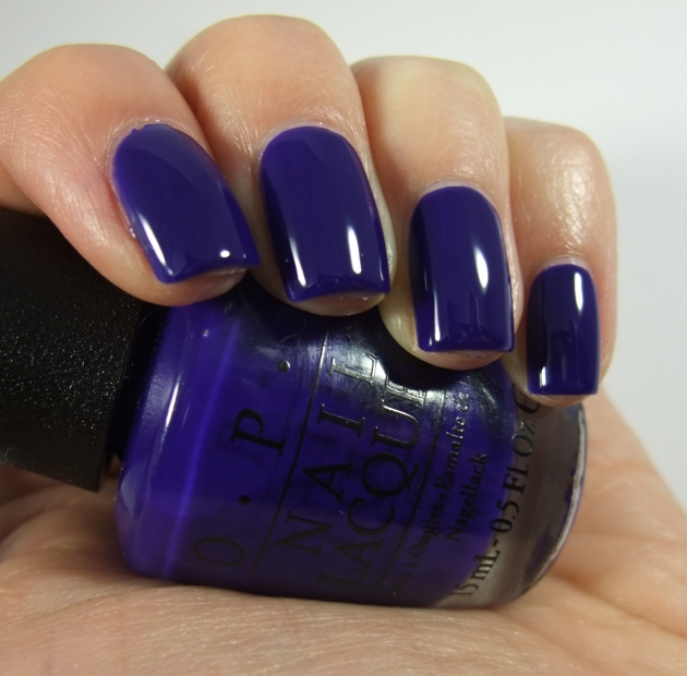 OPI - My Car Has Navy-gatio 21