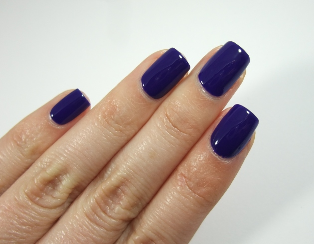 OPI - My Car Has Navy-gatio 22