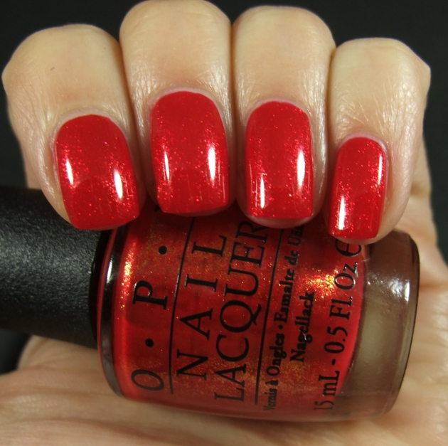 OPI - The Spy Who Loved Me 01