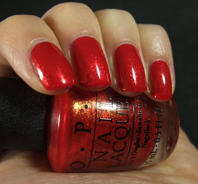 OPI - The Spy Who Loved Me 08