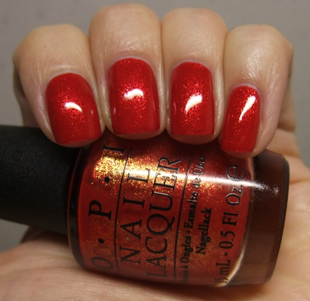 OPI - The Spy Who Loved Me 13