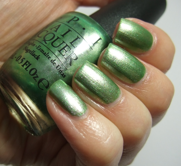 OPI - Visions of Georgia Green 03