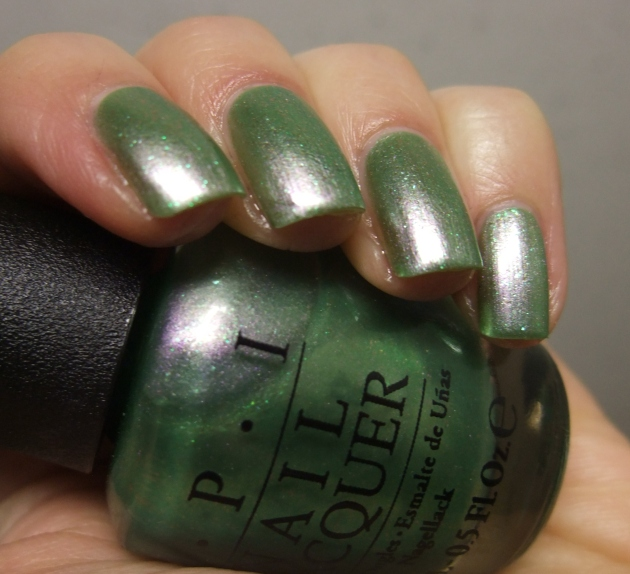 OPI - Visions of Georgia Green 15